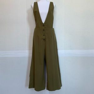 Sienna Sky 100% cotton jumpers olive Green
